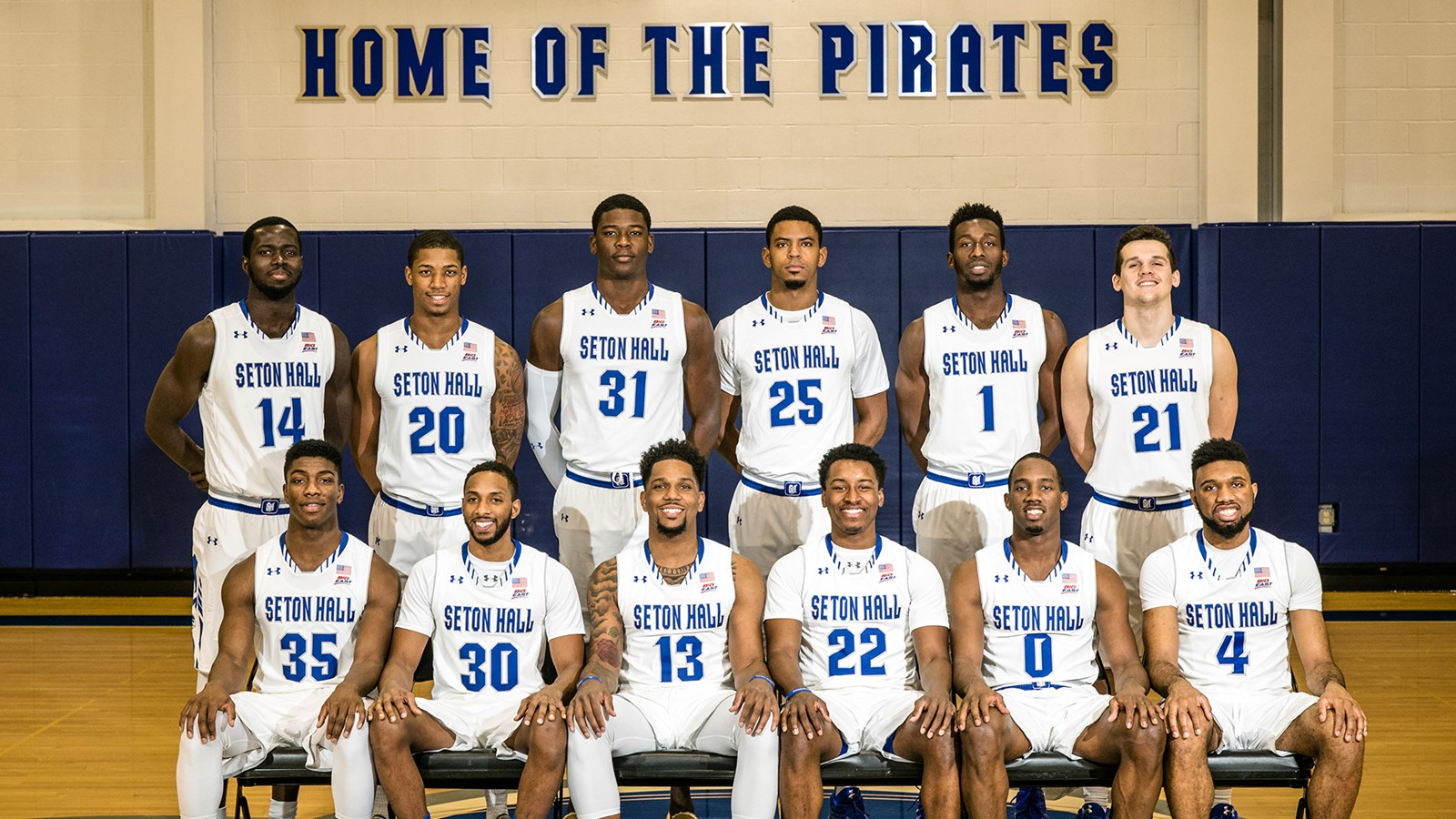 2016-17 men's basketball roster - seton hall university athletics