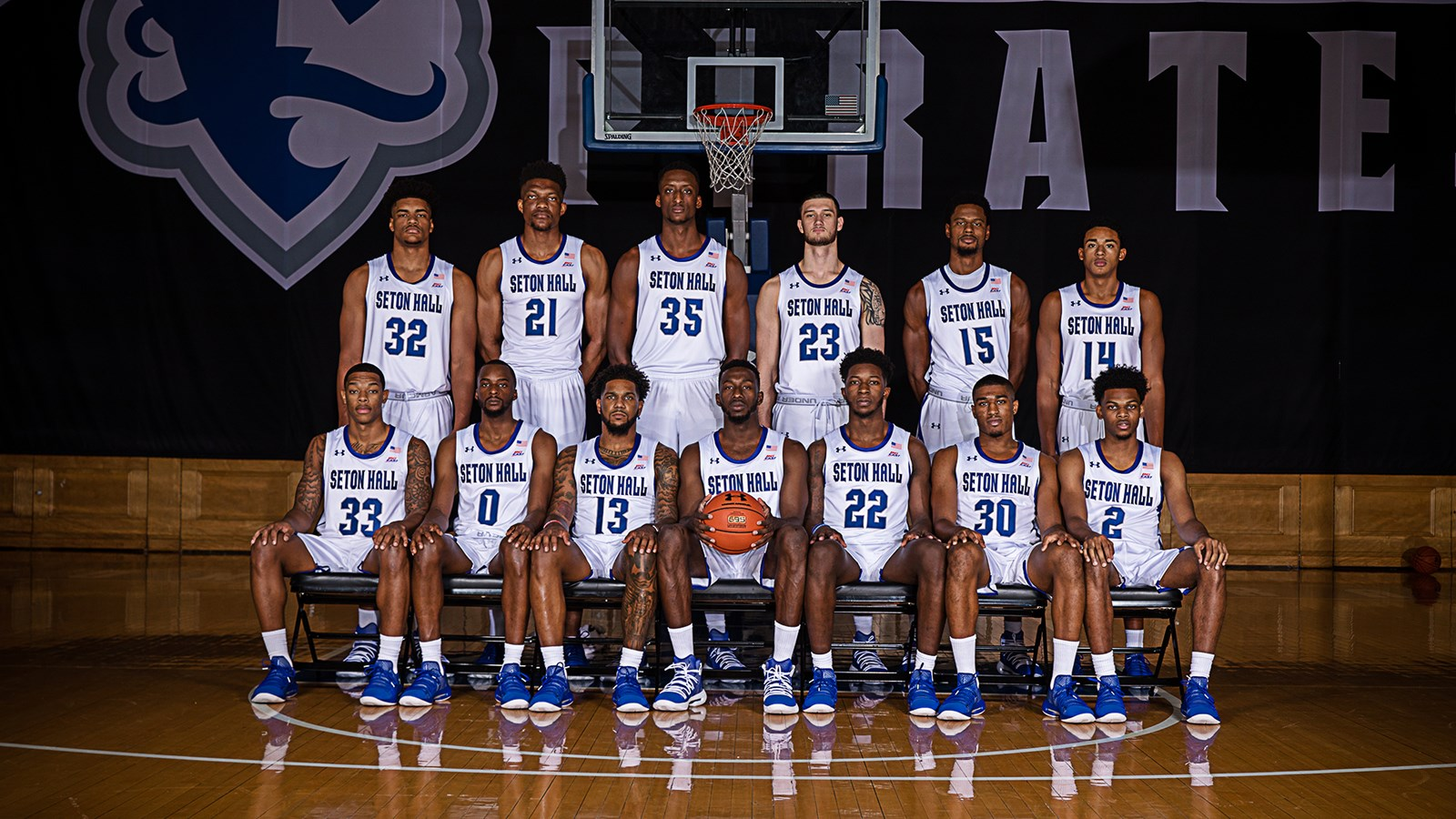 2018-19 men's basketball roster - seton hall university athletics