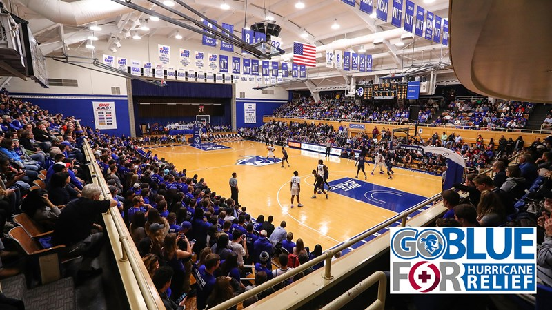 Proceeds From Seton Hall's Exhibition Games to Aid Hurricane Relief